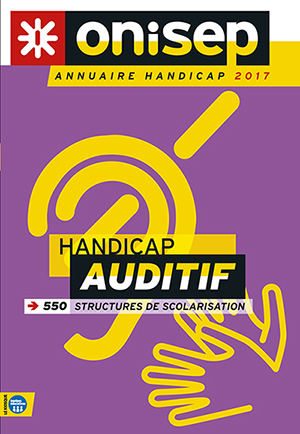 Handicap auditif, collection Annuaire handicap