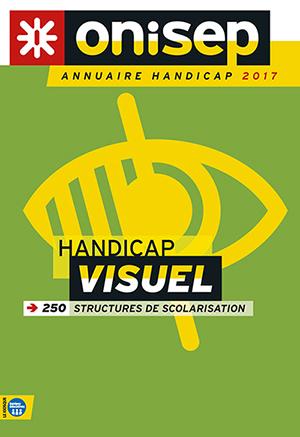 Handicap visuel, collection Annuaire handicap