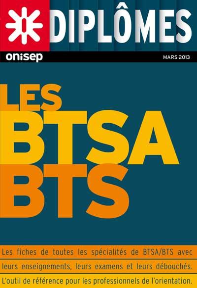 Les BTSA, BTS, collection Diplômes