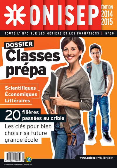 Classes prépa, collection Dossiers