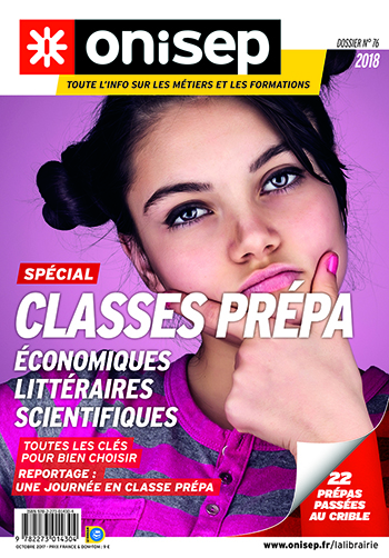 Classes prépa , collection Dossiers
