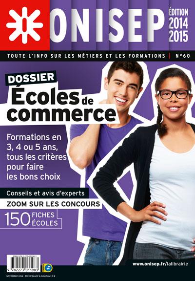 Ecoles de commerce, collection Dossiers