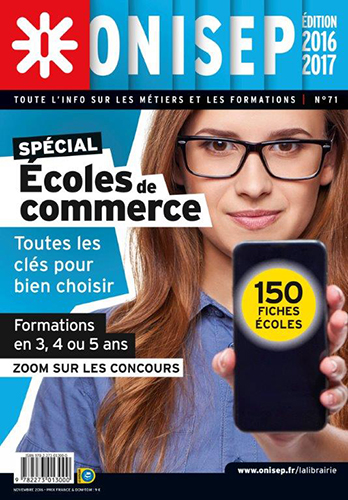 Ecoles de commerce, collection Dossiers