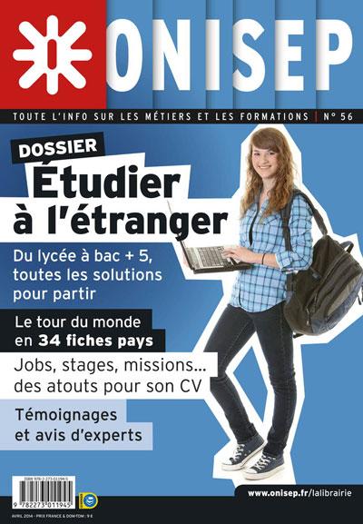 Etudier à l'étranger, collection Dossiers