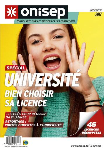 Université, bien choisir sa licence, collection Dossiers