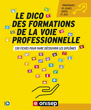 Le dico des formations de la voie professionnelle, collection Hors Collection