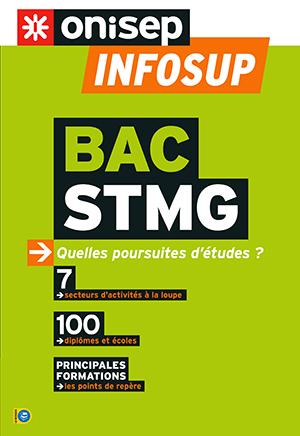 Bac STMG, quelles poursuites d'études ?, collection Infosup