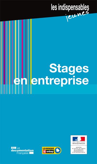 Stages en entreprise, collection Ouvrages en partenariats