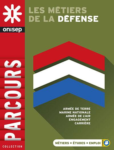 Les métiers de la défense, collection Parcours
