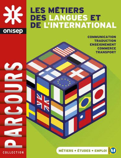 Les métiers des langues et de l'international , collection Parcours