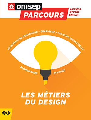 Les métiers du design, collection Parcours
