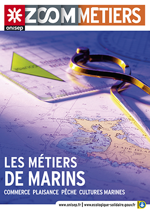 Les métiers de marins, collection Zoom sur les métiers